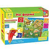 Настольная игра «На ферме», VT1603-01
