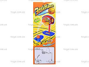 Настольная игра «Пальчиковый баскетбол», 698В-2D, игрушки