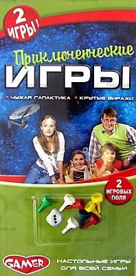 Настольная игра «Приключенческие игры», 1151Б