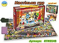Настольная игра «Приключения Ниндзяг», RTN5548