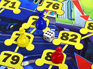 Настольная игра «Приключения паровозиков», 171, фото