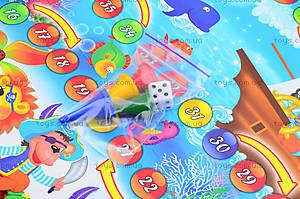 Настольная игра для детей «Пираты», 5890-05, отзывы