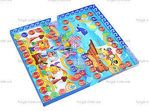 Настольная игра для детей «Пираты», 5890-05, игрушки