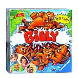 Настольная игра Ravensburger «Бобер Билли», 21103, купить
