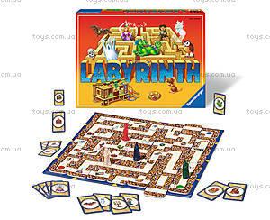 Настольная игра Ravensburger «Сумасшедший лабиринт», 26481, купить