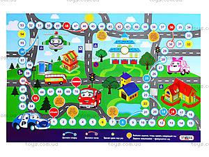 Настольная игра «Робокар Поли», 184, игрушки