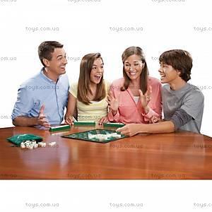 Настольная игра Scrabble «Оригинал», румынский язык, Y9622, купить