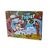 Настольная игра «Супер Ранчер», G-FL-01-01, магазин игрушек