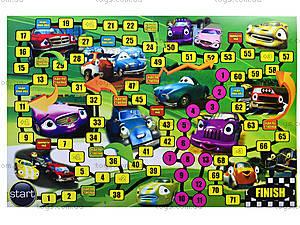 Настольная игра «Тачки-2», 119, игрушки