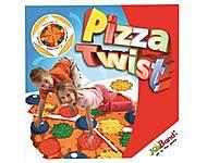 Настольная игра «Твистер Пицца», 17800, игрушки