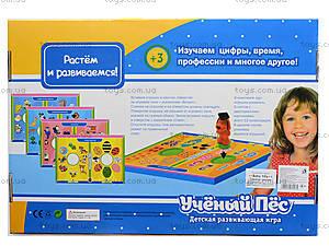 Настольная игра «Ученый пес», 6699A, toys