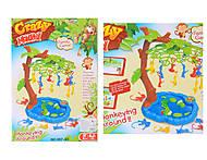 Веселые обезьянки - настольная игра, HC179305
