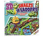 Настольная игра «Змейки и лесницы», 40405