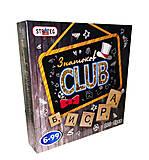 Настольная игра «Знатоков CLUB», 703, детские игрушки