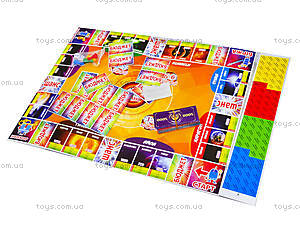 Настольная игра «Звездный бизнес», 0397, игрушки