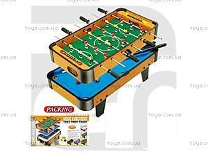Настольный бильярд и футбол, 2в1, ZC6001B-2