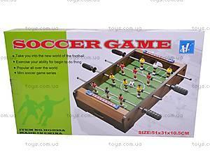 Настольный деревянный футбол, HG235A, отзывы