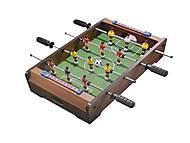 Настольный деревянный футбол, HG235A, игрушки