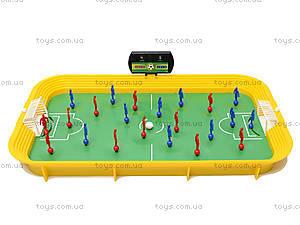 Настольный футбол «Чемпион», 0335, детские игрушки