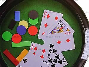 Настольный игровой набор «Казино», 88150A, купить