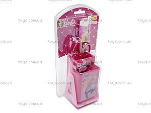 Настольный канцелярский набор «Барби», BRAB-US1-120586-BL, купить