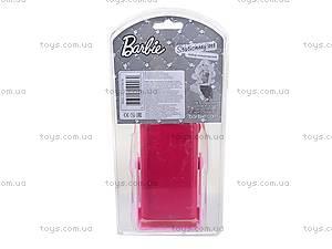 Настольный канцелярский набор «Барби», BRAB-US1-120586-BL, детские игрушки