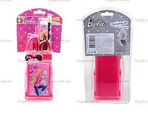 Настольный канцелярский набор «Барби», BRAB-US1-120586-BL
