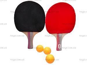 Настольный теннис и два шарика, MS0320