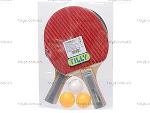 Настольный теннис с мячами, BT-PPS-0008, фото