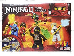 Настольная игра Ninjago, , купить