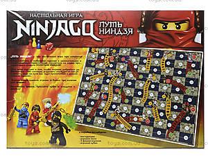 Настольная игра Ninjago, , фото