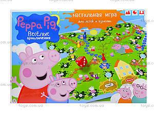 Настольная игра Peppa Pig, , отзывы
