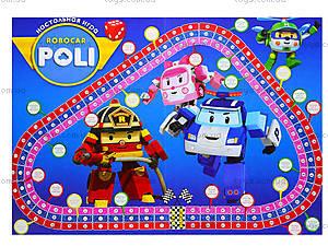 Настольная игра Robokar Poli, , купить