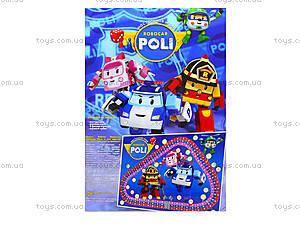Настольная игра Robokar Poli, , отзывы