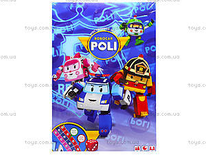 Настольная игра Robokar Poli, , цена