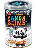 Научная игра «Слизь маленькая. Панда», 12132035У, отзывы