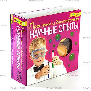 Набор для творчества «Научные опыты», , фото