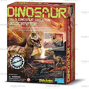 Научные раскопки динозавра Велоцираптора, 00-13234
