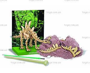 Научные раскопки Стегозавра, 00-03229, фото