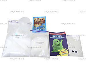 Научные развлечения «Сделай слизь-пластилин», 0371, купить