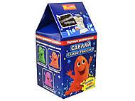 Научные развлечения «Сделай слизь-тянучку», 0373, детские игрушки