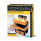 Научный набор 4M «Робот-копилка», 00-03422, игрушки