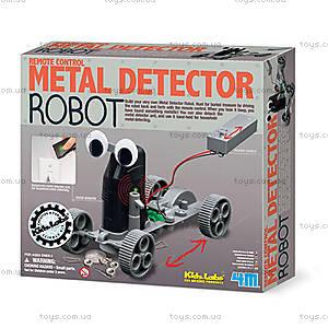 Научный набор «Робот металлоискатель», 00-03297