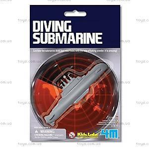 Научный набор «Подводная субмарина», 00-03212