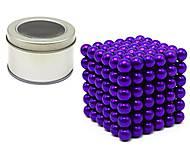 Неокуб фиолетовый 216 шариков , M43273, купить