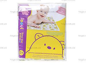 Непромокаемая пеленка Loovi, 051052, игрушки