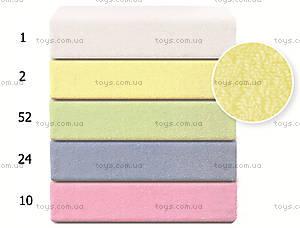 Непромокаемая простынь на резинке, желтая, 0023-2