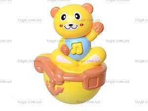 Детская игрушка-неваляшка, 909А-1-2-5, детские игрушки