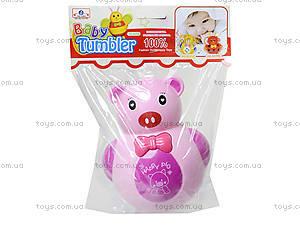 Детская игрушка-неваляшка, 909А-1-2-5, іграшки