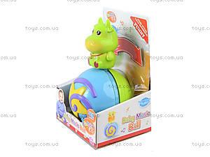 Неваляшка «Мяч», 381A-D, магазин игрушек